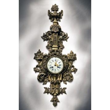 Купить старинные настенные часы Hermes в подарок