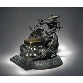 Старинный чернильный прибор Demon купить в подарок