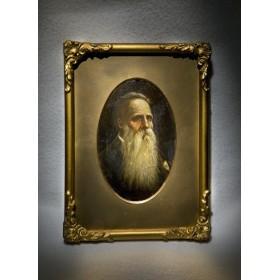 Старинный портрет John Dee, живопись в подарок