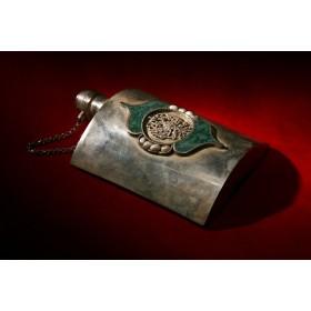 Старинная фляжка Империя, купить антиквариат