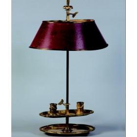 Антикварная русская лампа-бульотка