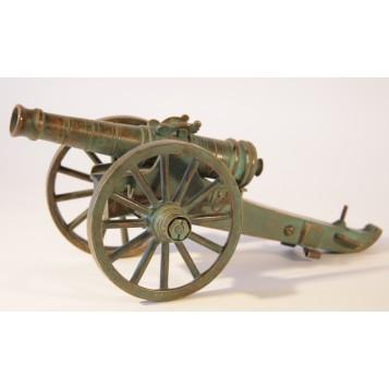 Антикварная модель пушки, Россия, первая треть XIX века