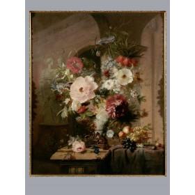 Живопись старых мастеров, антикварная картина, художник Габриэль Хендрик де Кастро