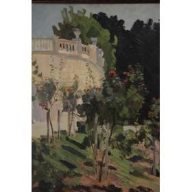 Советская живопись купить картину Н.Н. Горлова  - Розы