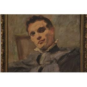 А. Лобанова, Советская живопись - Портрет художника Кошева