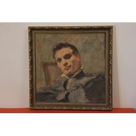 Купить картину художника А. Лобанова, Советская живопись - Портрет художника Кошева