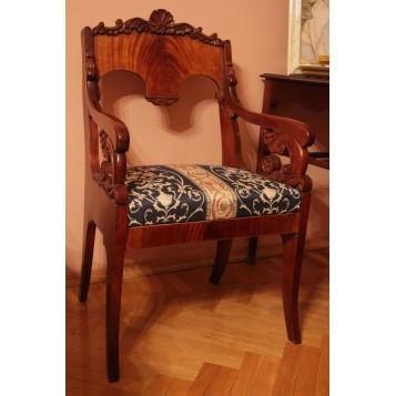 Старинные кресла русский ампир