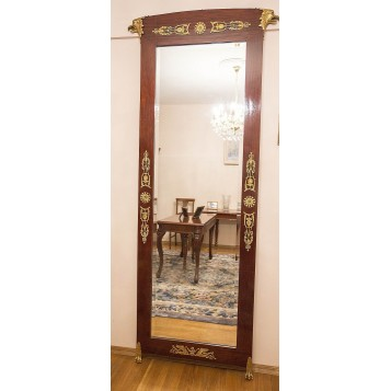Старинное зеркало Ампир
