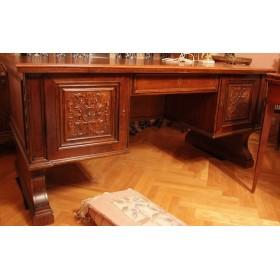 Старинный письменный стол, антиквариат Западная Европа