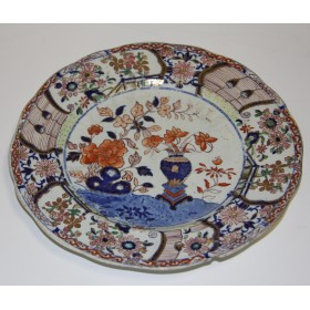 Антикварная английская тарелка Kakiemon