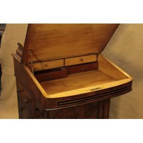 старинный стол, антикварный стол, стол купить, Старинный Секретер Викторианский, английский антикварный секретер