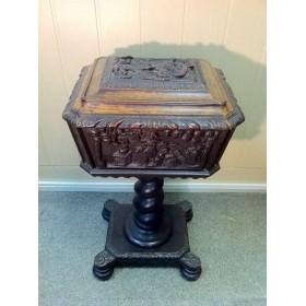 Старинный чайный столик,Англия, XVIII век