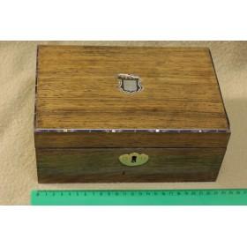 Купить стариную викторианскую шкатулку для украшений