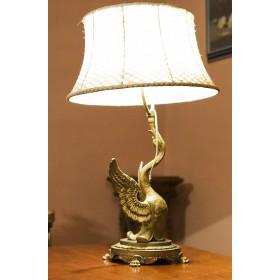 Парные бронзовые лампы в стиле Русского ампира,начало XIX века