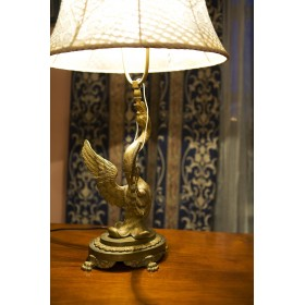 Парные бронзовые лампы Русский ампир