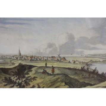 """Две английские гравюры для интерьера """"Виды Англии"""",XIX век"""