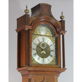 Антикварные напольные часы Tempus Fugit