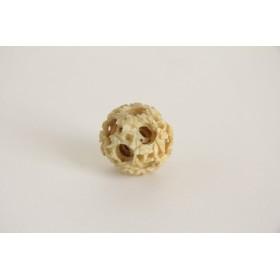 Старинная резьба по кости - шар в шаре
