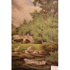 Антикварная картина английского импрессиониста Arthur White