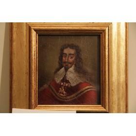 Старинные портреты-миниатюры