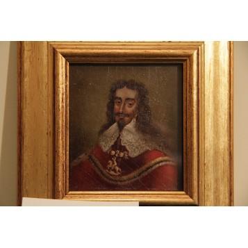 Старинные портреты-миниатюры,Англия, XIX век