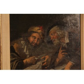 Старинная живопись 18 века Голландская школа