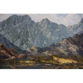 3760 Английский пейзаж Чарльза Ватта