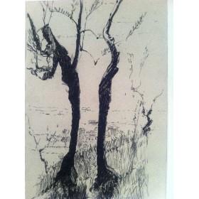 Английский Рисунок Пастель Барри Бриско (Barry Briscoe)