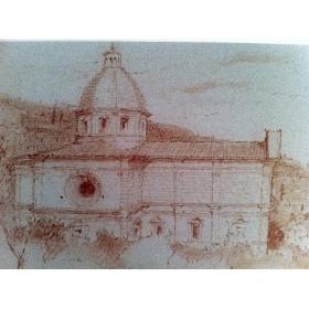 """Зарисовки пастелью художника Барри Бриско (Barry Briscoe) из серии  """"Рисунки Италии"""""""