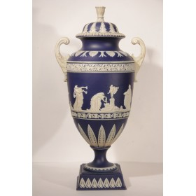 Антикварная фарфоровая ваза Адамс Английский фарфор