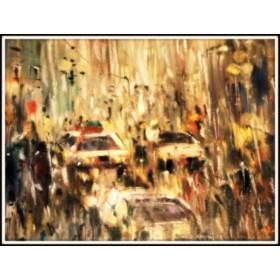 Картины знаменитого художника Эльмиры Мустафиной серия Виды Санкт-Петербурга