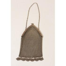 Антикварная театральная сумочка в стиле АР ДЕКО