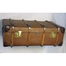Антикварный винтажный чемодан D.A.B. James Watkings and Sons