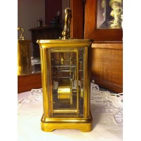 Старинные французские часы-каретники