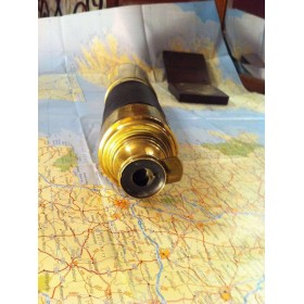 Старинная морская подзорная труба Англия