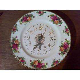 Английские настенные часы Роял Альберт