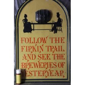 Реклама пивоварни