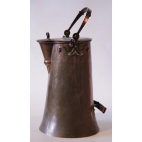 Антикварный медный кувшин Arts&Crafts Англия Кесвик