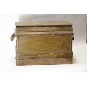 Антикварная швейная машинка Зингер Singer