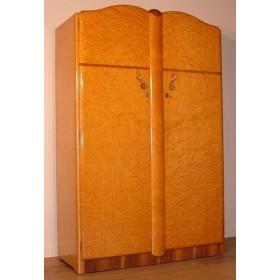 Старинный шкаф в стиле Арт Деко,Англия, 1940-50 - е годы.