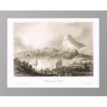 1860 Крым. Судак