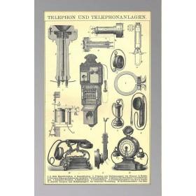 1896 Телефон и телефонные системы Br