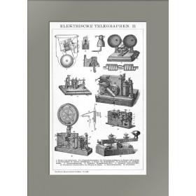 1896 Электрический телеграф II Brok