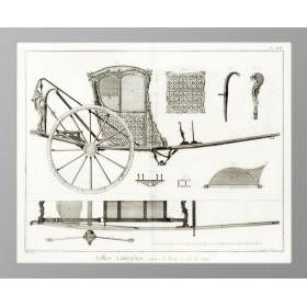 1776 Кареты. Лист XIV