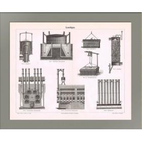 1886 Светильный газ Meye