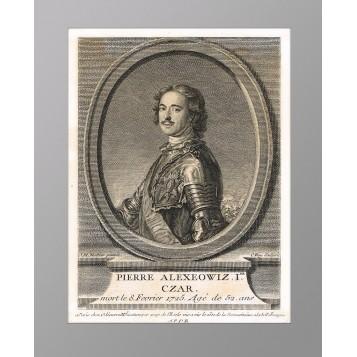 1730 Пётр I