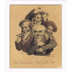 1825 Буальи Выход из игорного дома
