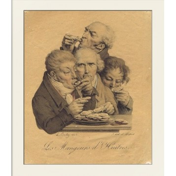1825 Буальи Гурманы (Пожиратели устриц)