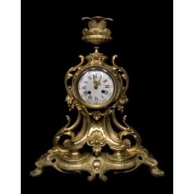Купить старинные антикварный часы BROCOT в подарок