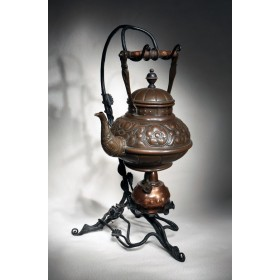 Старинный чайный набор liseron